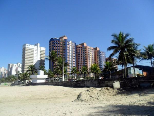 Sao Paulo beach