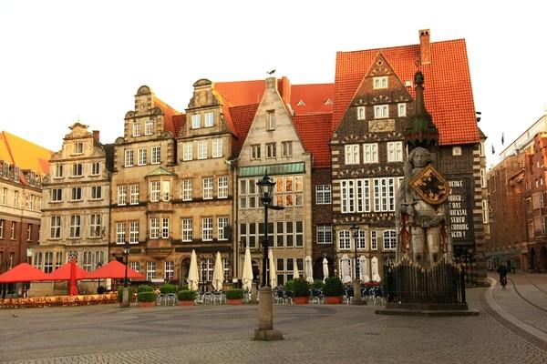 Bremen Town Square