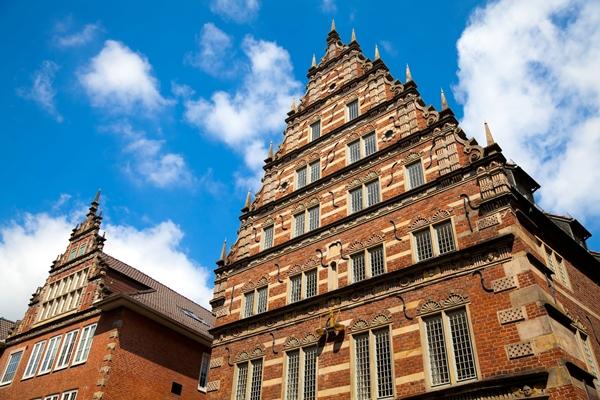 Bremen traditional architecture