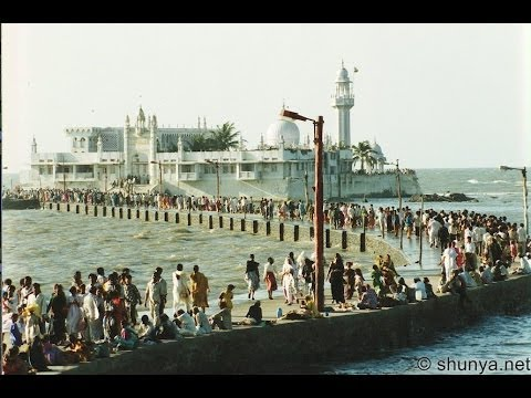 Water Pilgrimage – The Haji Ali Dargah at Worli
