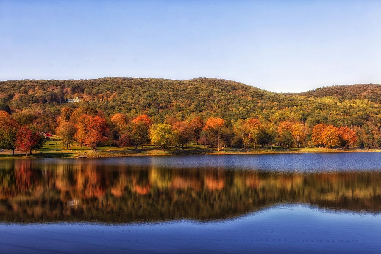 Connecticut squantz pond