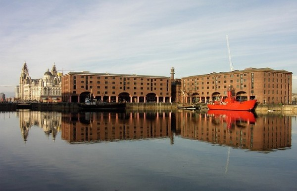 liverpool dock area