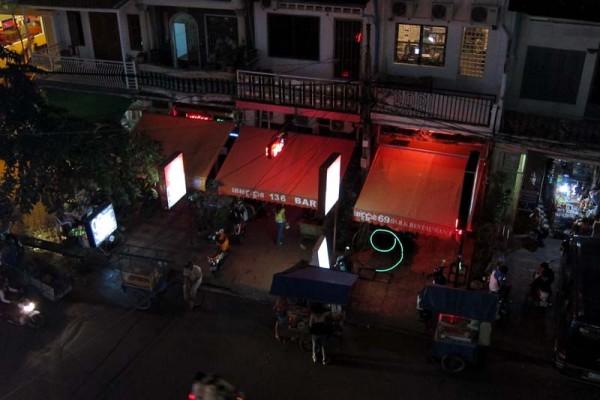 Phnom Penh bars
