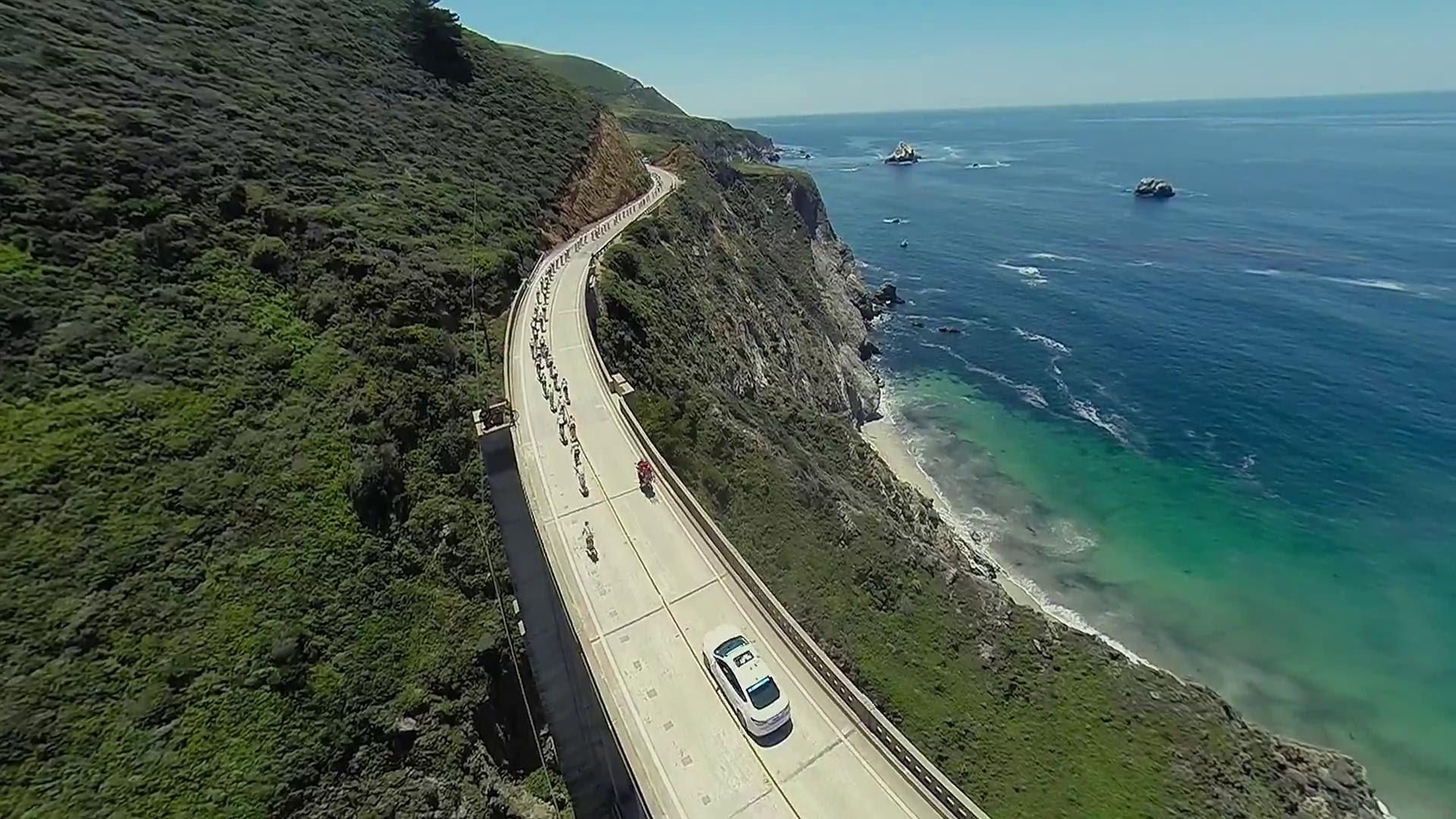 An Epic Coastal Cruise: San Francisco to Malibu