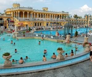 Budapest Szechenyi spa
