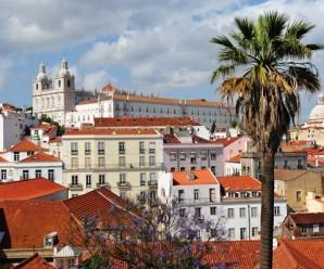 Lisbon Alfama view