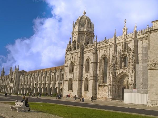 Lisbon Monastery of St Jeronimos