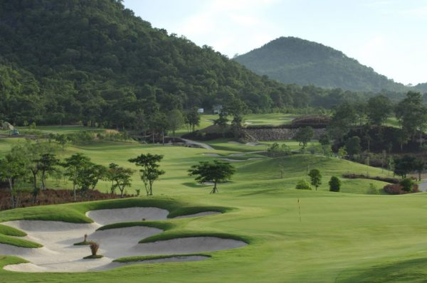 Black Mountain GC, Hua Hin