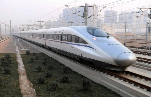 china_high_speed_train