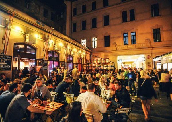 Gozsdu Budapest