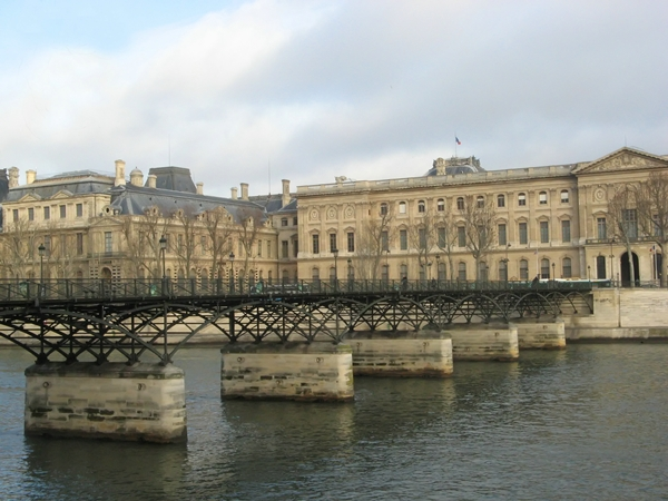 Bridge of the arts Paris