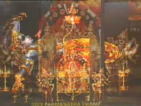 Atop the Golden Dreams – Sri Padmanabaswamy Temple