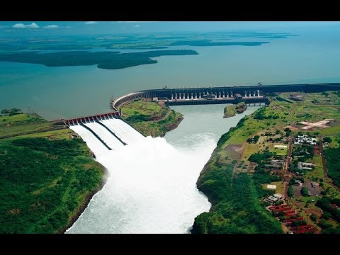 Itaipu Dam : A miracle of a structure